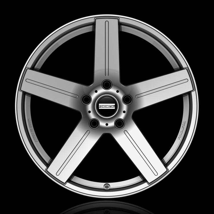 STC-01 Silver, Concave