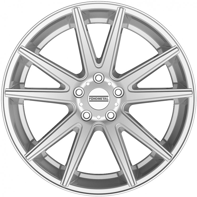 STC-10 Silver, Concave