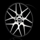 STC-MS Black machined, Concave